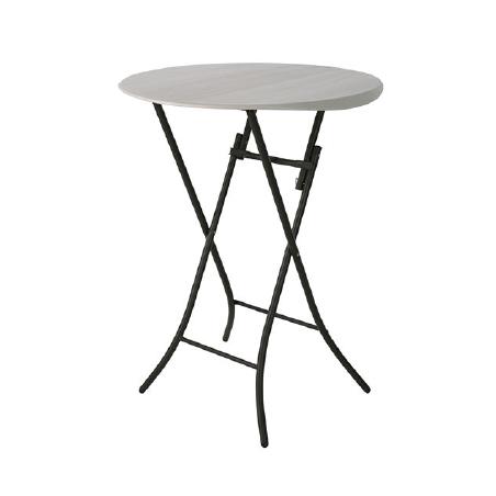 Lifetime stolik okrągły-składany 83,8 cm