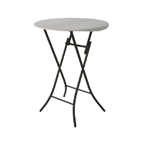 LIFETIME TABLE RONDE PLIANTE 83,8 CM
