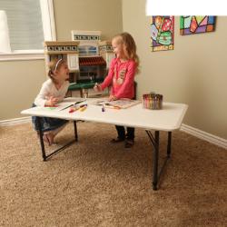Lifetime stół składany 122 cm - daszek nad drzwi Arctom, daszki