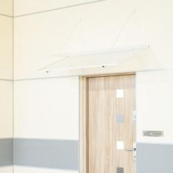 Daszek SP1 - daszek nad drzwi Arctom, daszki z poliwęglanu